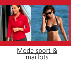 Mode sport & maillots
